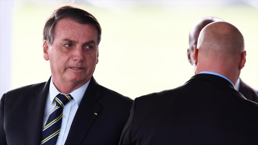 Congreso brasileño recibe 24 solicitudes para destituir a Bolsonaro | HISPANTV