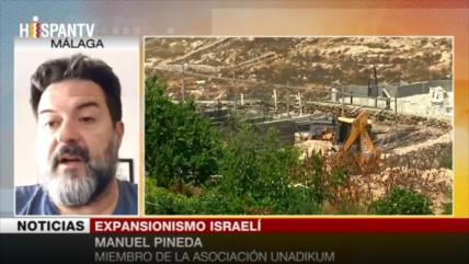 Pineda: Israel incumple derecho internacional con respaldo de EEUU