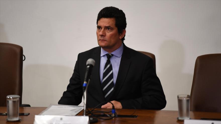Ministro de Justicia de Brasil renuncia; más líos para Bolsonaro