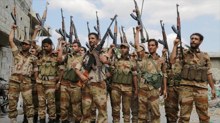 Fuerzas yemeníes se apoderan de un clave campo saudí en Al-Yauf   HISPANTV
