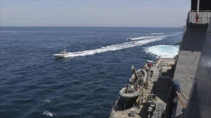 Irán: Vigilamos de cerca los movimientos de EEUU en la región