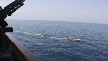 Sondeo: EEUU pretende forzar una guerra con Irán en Golfo Pérsico