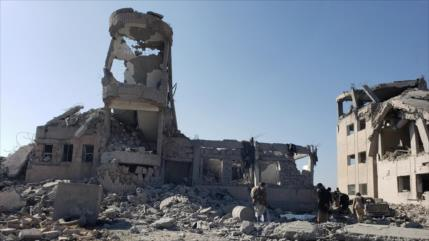 Cazas saudíes, pese a la 'tregua', bombardean 35 veces Yemen