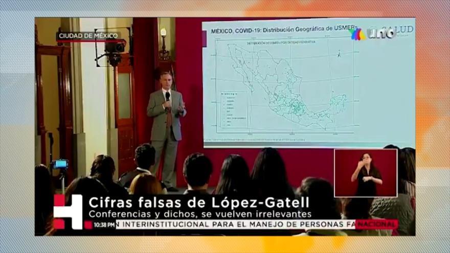 Polémica por papel de medios y periodistas ante pandemia en México