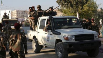 Turquía recluta 10 000 terroristas sirios para luchar en Libia