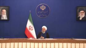 """Irán tacha de """"criminales"""" sanciones de EEUU en medio de COVID-19"""