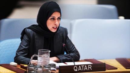 Catar pide ante la ONU cese del bloqueo saudí en su contra