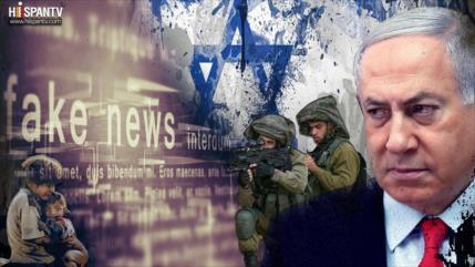 Manipulación y desinformación como estrategias del sionismo