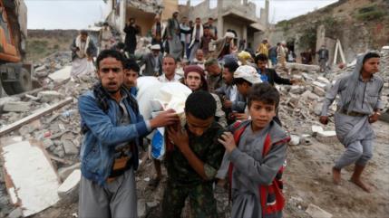 Informe: Riad ha gastado $ 233 000 millones en agresión a Yemen