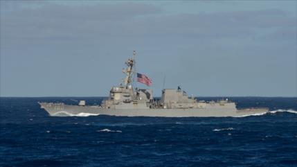 Vídeo: EEUU a la deriva en altamar por la COVID-19