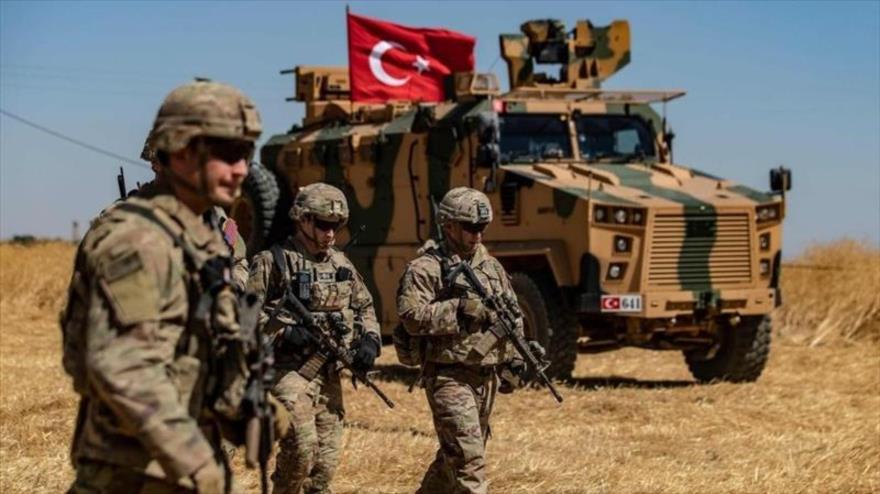 Turquía y terroristas proturcos atacan al Ejército sirio | HISPANTV