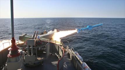 'Capacidad militar de Armada iraní garantiza intereses nacionales'