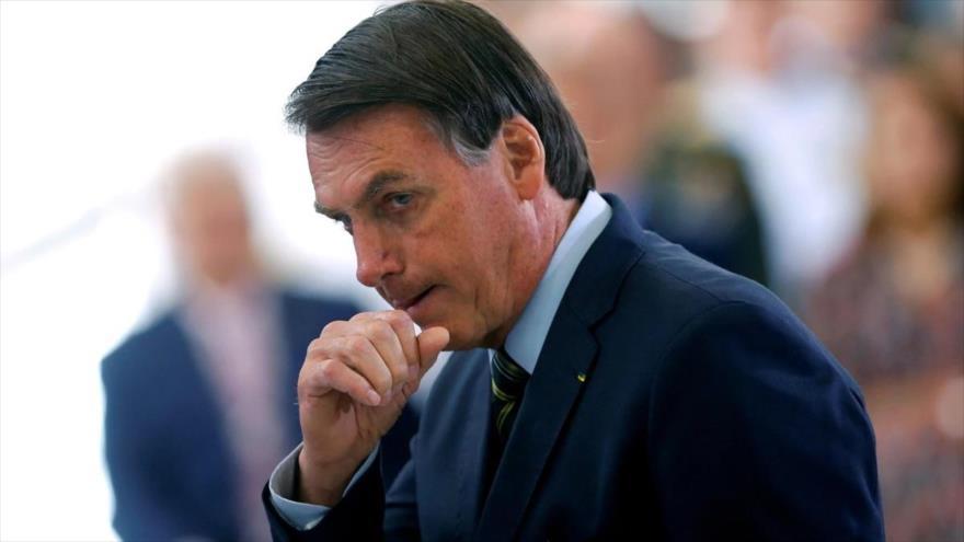 """Denuncian a Bolsonaro ante ONU por """"potencial genocidio"""" pandémico"""