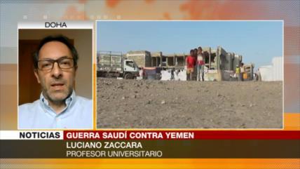 Zaccara: Tregua temporal no alivia expansión de COVID-19 en Yemen