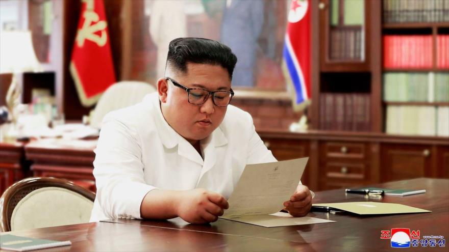 Publican una carta de Kim en medio de conjeturas sobre su salud | HISPANTV
