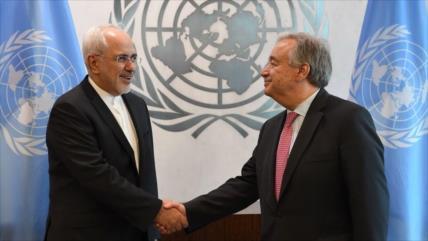 Irán y ONU urgen ayuda humanitaria a Yemen por crisis de COVID-19