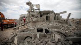 Yemen denuncia que EEUU administra guerra económica en su contra