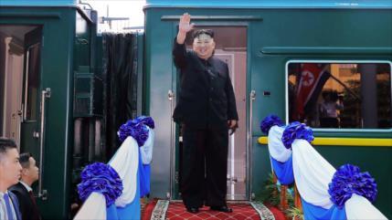 Corea del Sur tumba rumores sobre Kim Jong-un: Está vivo y bien