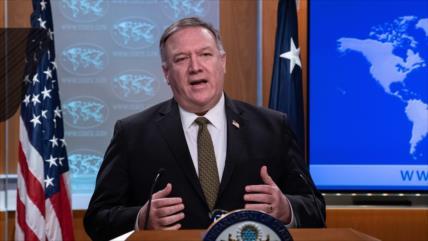 Irán: Con Pompeo, EEUU es el más odiado y el mundo más inseguro