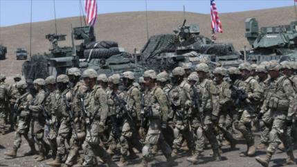 El gasto militar en el mundo escaló en 2019, con EEUU a la cabeza