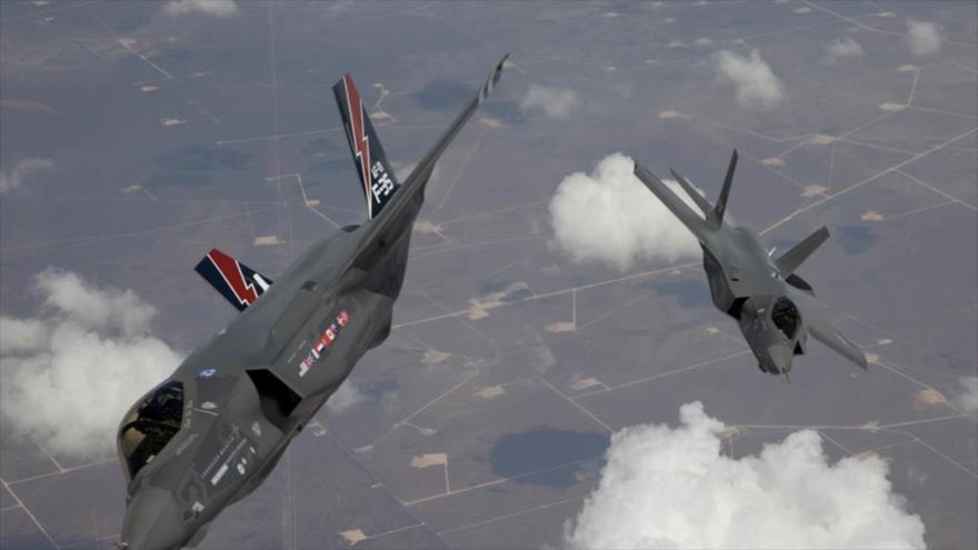 Defecto del F-35 de EEUU, puede ser interceptado por los enemigos | HISPANTV