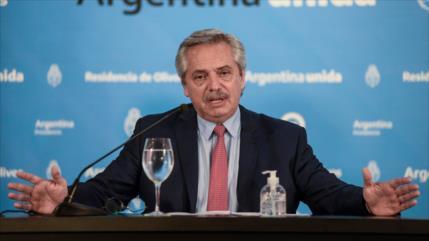 Chile cita al embajador argentino por comentarios de Fernández