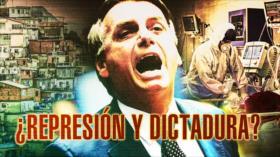 Detrás de la Razón: Presidente brasileño frente a crisis política y pandemia esconde intereses ocultos
