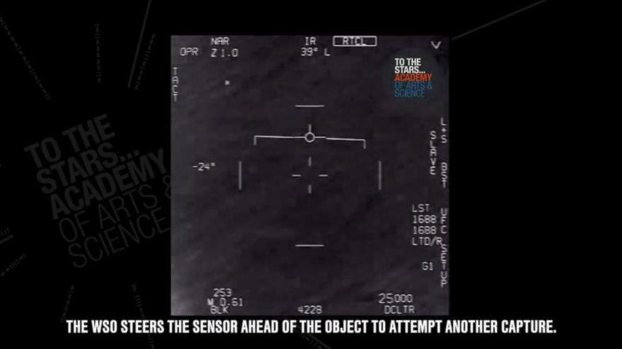 Vídeo: Pentágono desclasifica grabaciones con ovnis