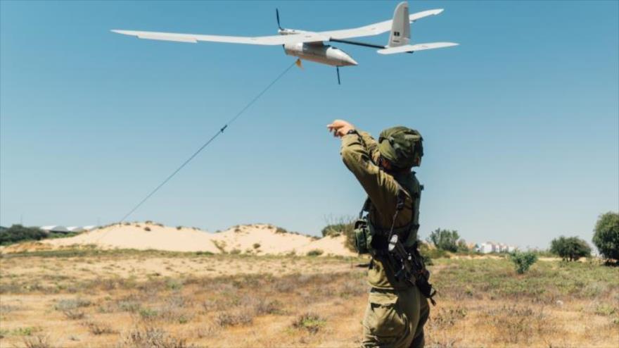HAMAS derriba un dron israelí que sobrevolaba Gaza | HISPANTV