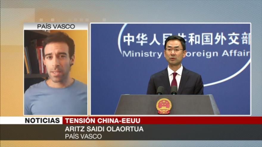Saidi: Seguidismo a acusaciones de EEUU a China es grave