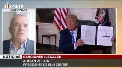 """Zelaia: Europa sigue bajo la tutela de las """"elites norteamericanas"""""""