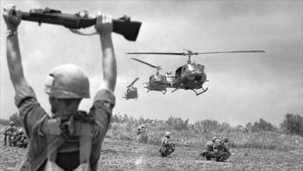 Vídeo: Segundo pantano de la historia como la guerra de Vietnam