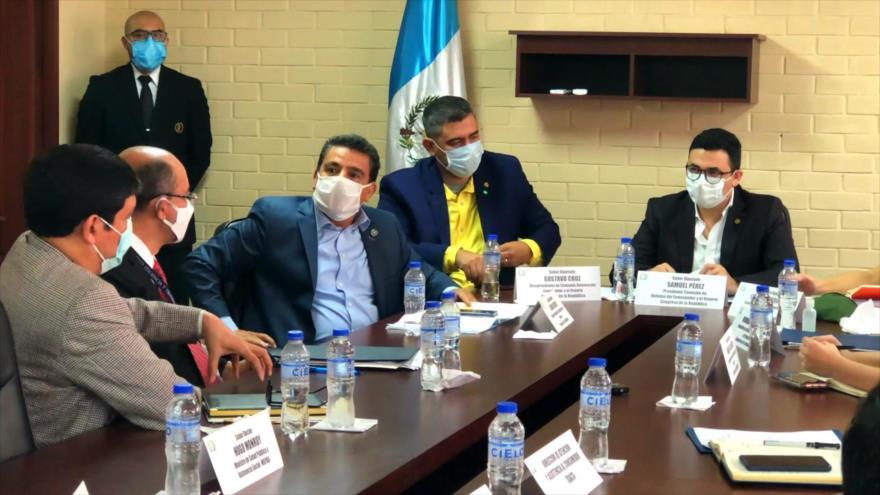 Gobierno de Guatemala es criticado por la población y la clase política