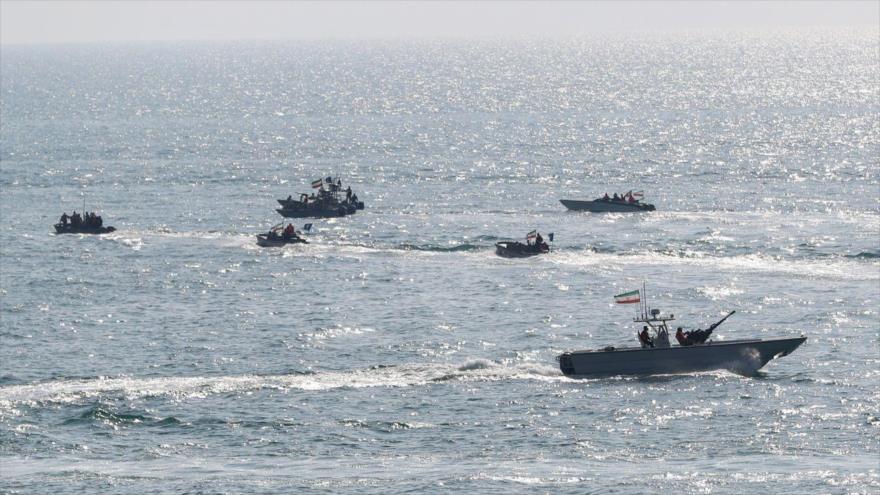 Irán a EEUU: ¡Aventurarse en el Golfo Pérsico está prohibido! | HISPANTV