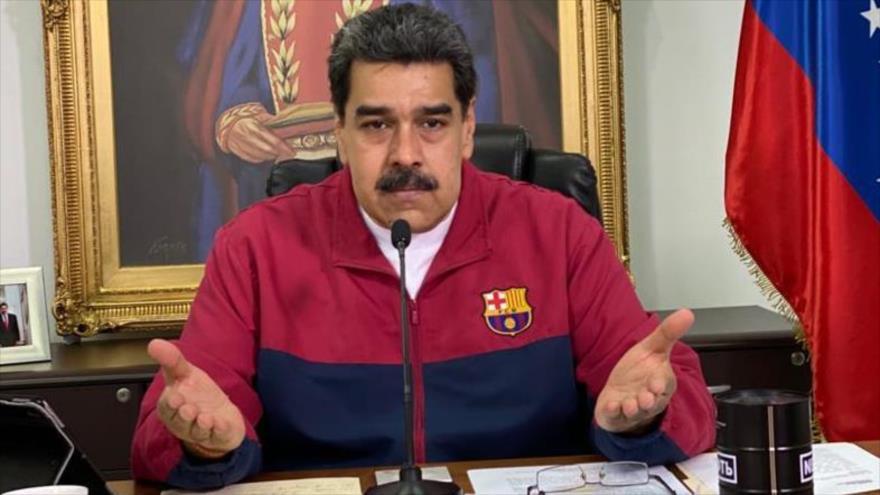 Maduro desmiente a Trump: Venezuela acepta ayuda a través de OMS