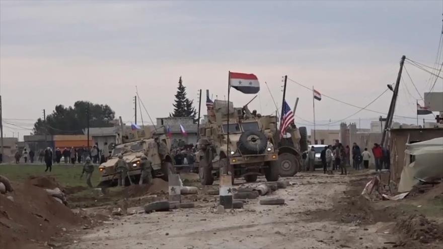 EEUU busca ampliar su presencia en Siria