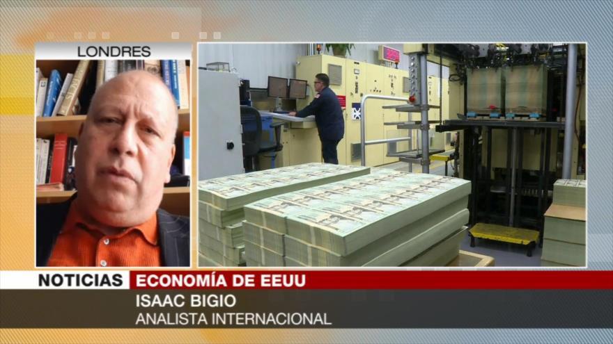 Bigio: EEUU entrará en recesión por negligencia ante COVID-19
