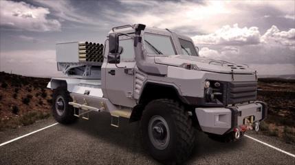 Ejército sirio evalúa comprar sistema lanzacohetes MLRS bielorruso