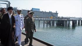 Líder de Irán: El Golfo Pérsico es hogar y lugar de los iraníes