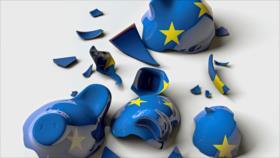 Economía de UE registró la caída anual más grave desde 2009