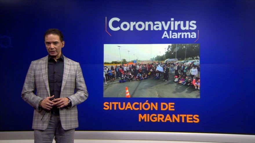 Coronavirus Alarma: Venezolanos varados en Colombia protestan para volver a su país