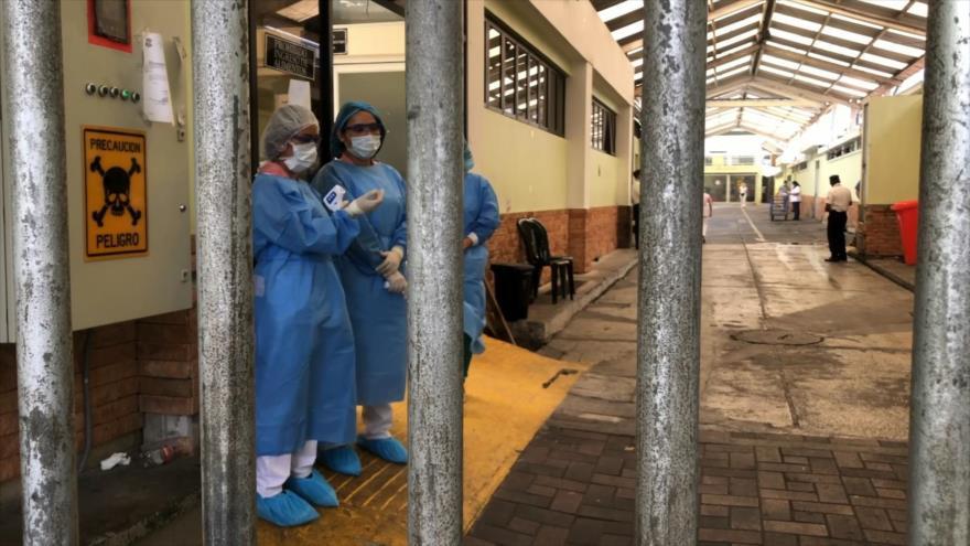 Fuga de un contagiado con COVID-19, genera polémica en Guatemala