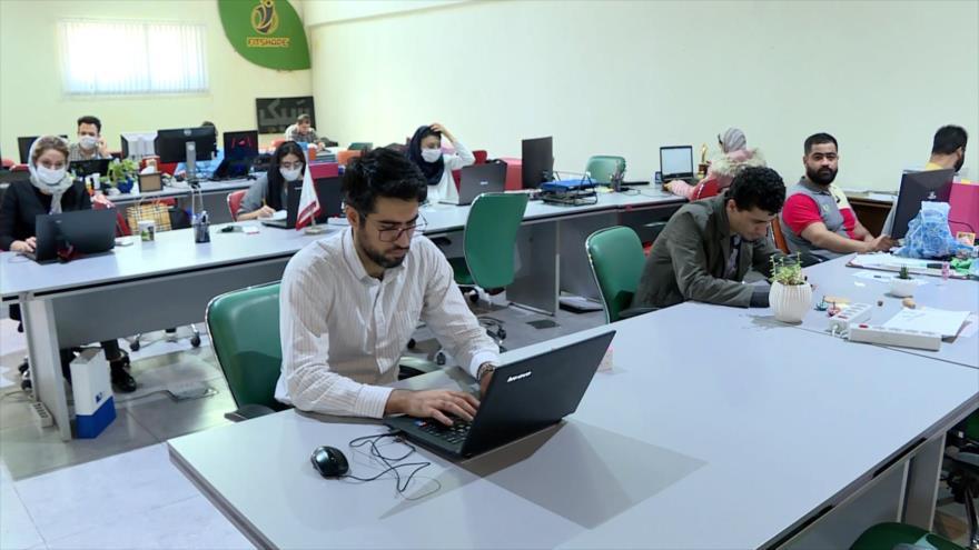 Apps iraníes, eficaces para ayudar a frenar el brote del COVID-19