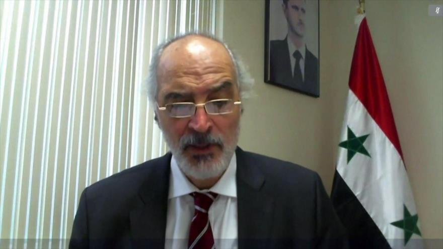 Siria arremete contra Occidente por imponer sanciones en su contra
