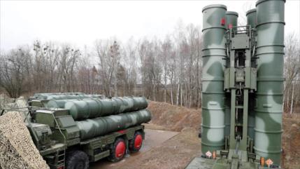 Rusia dispuesta a proporcionar a Irak sistemas antiaéreos S-400
