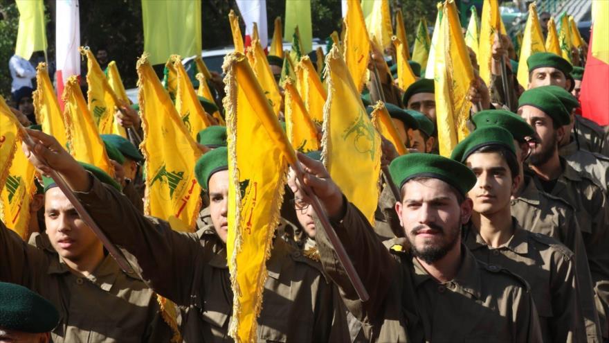 Siria e Irán condenan medida de Alemania contra movimiento Hezbolá | HISPANTV