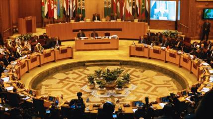 """Liga Árabe juzga """"crimen de guerra"""" israelí anexión de Cisjordania"""