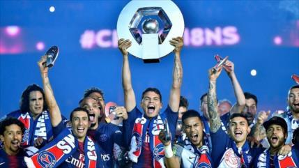 PSG es declarado campeón de liga francesa suspendida por COVID-19