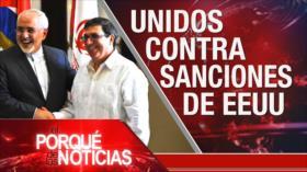 El Porqué de las Noticias: Sanciones ilegales de EEUU. Venezuela recuerda golpe fallido. Economía infectada por COVID-19