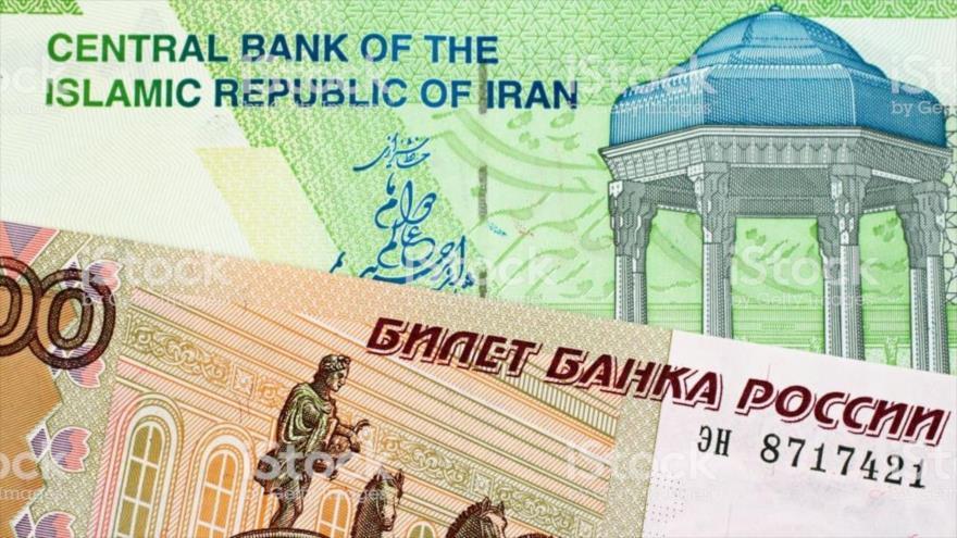 Crece el comercio entre Rusia e Irán en divisas nacionales.
